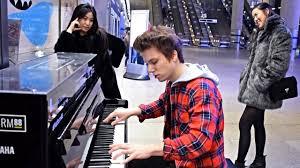 DANCE MONKEY METRO STATION <b>PIANO</b> PERFORMANCE ...
