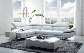 White Chairs For Living Room Modern White Leather Living Room Furniture Best Living Room 2017