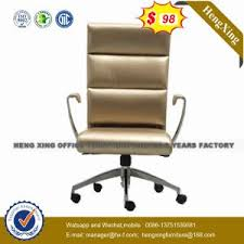 Customized <b>Good quality</b> beige <b>leather office</b> chair furniture for <b>office</b> ...
