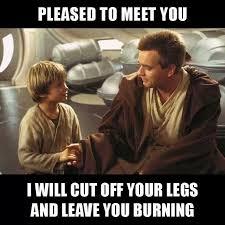 Star Wars Obi Wan Quotes. QuotesGram via Relatably.com
