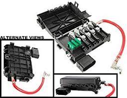 amazon com apdty 035791 fuse box assembly battery mounted w new Fuse Box 2005 Vw Beetle apdty 035791 fuse box assembly battery mounted w new fuses & fuse links fits 2003 fuse box on 2005 vw beetle