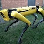 Who's a Good, Creepy Boy? Boston Dynamics' Robot Dog, that's Who