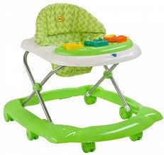 <b>Ходунки Happy Baby</b> Pioneer Green - купить в Москве: цены в ...