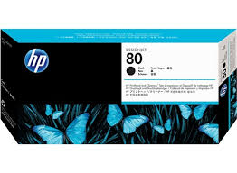 <b>HP 80 Black DesignJet</b> Printhead and Printhead Cleaner - <b>HP</b> Store ...