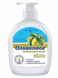 Жидкое <b>крем</b>-<b>мыло</b> Оливковое, 300 мл <b>Невская</b> Косметика ...