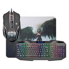 Игровой <b>набор Defender Reaper MKP-018</b> RU мышь/клавиатура ...