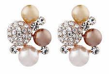 Partywear Earrings products for sale | eBay