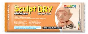 "<b>Моделирующая</b> паста (полимерная <b>глина</b>) ""Sculpt Dry"", 250 грамм ..."