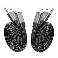 <b>2</b> Pack <b>Retractable</b> Cable, <b>CAFELE Portable</b> & Durable: Amazon.co ...
