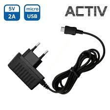 СЗУ <b>ACTIV</b> micro-<b>USB</b> (5В, 2А, microUSB). Купить недорого на ...
