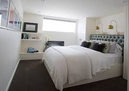 view in gallery usher in some natural ventilation into the basement bedroom basement bedroom lighting ideas