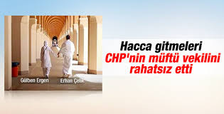 CHP'li vekilden Gülben Ergen'e Hac tepkisi
