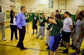 duncan inspired again during second to school impacted by u s secretary of education arne duncan s new drop high school in staten island ny