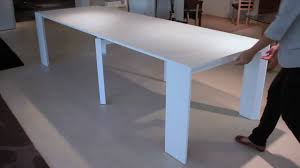 table dining console small spaces