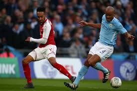 When is Manchester City v Arsenal on TV?