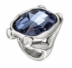Купить <b>Кольцо</b> «<b>Hold</b> on» Синий ручной работы в бутиках ...