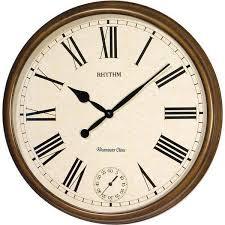 <b>CMH721CR06</b> | <b>Rhythm часы настенные</b>