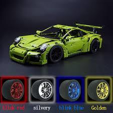2726PC 3368 Technical Series race car Model Building Kit Mini ...