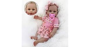 """Schöne <b>16</b>"""" <b>40Cm</b> Reborn <b>Baby</b> Doll, Realistische Puppe Spielzeug ..."""