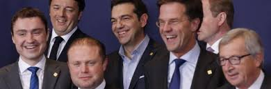 Risultati immagini per politici incapaci ue su crisi grecia