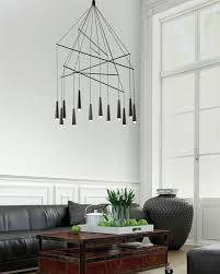 modern design lighting. designer filippo mambretti of mambr design studio has created mikado a pendant chandelier for italian lighting brand morosini modern