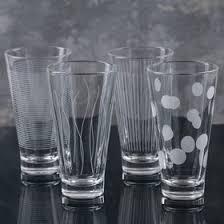"""<b>Набор стаканов</b> 350 мл """"Лаунж клаб"""", <b>4 шт</b> (4156811) - Купить по ..."""