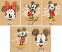 <b>Тетрадь</b> 48л., А5, клетка <b>Hatber</b> Disney. <b>Микки Маус</b>, матовая ...