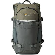 <b>Lowepro Flipside Trek BP</b> 250 AW Backpack (Gray/Dark Green ...