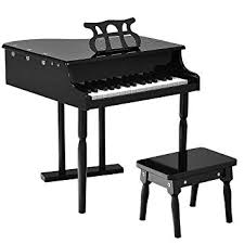 Goplus Classical Kids Piano, 30 Keys Wood Toy ... - Amazon.com