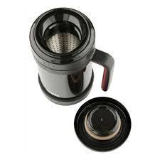 Термос <b>Thermos TCMF</b>-<b>501</b> (0,5 литра) с ситом, коричневый ...