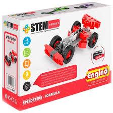 <b>Конструктор ENGINO STEM Heroes</b> SH31 Скоростные ...