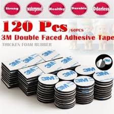120/60PCS Newest 3M Double-sided Tape Strong ... - Vova