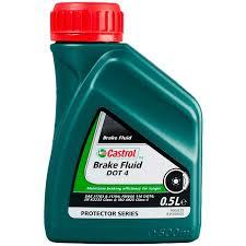 <b>Тормозная жидкость Castrol Brake</b> Fluid DOT4 (0,5 л) -цена ...