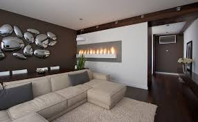 chic large wall decorations living room: living room wall decor real home ideas