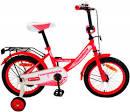 Детский <b>велосипед Nameless VECTOR</b> 16, <b>красный</b>/<b>белый</b> ...