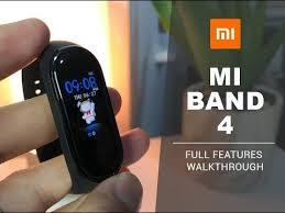 <b>MI Band 4</b> - Full Features Walkthrough [Amazing] - YouTube