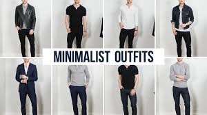 15 Minimalist <b>Spring</b>/Summer Outfits | <b>Men's</b> Fashion | Outfit Inspiration