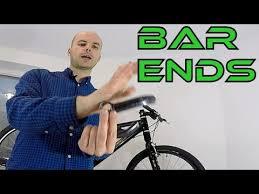 bar ends handlebar