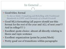 compare and contrast essays in general  good titles formal  good titles formal  to act or abide complying and rebelling