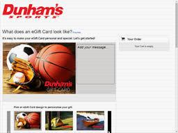 Dunham's Sports | Gift Card Balance Check | Balance Enquiry, Links ...