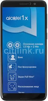 Смартфон <b>ALCATEL 1X</b> 16Gb, <b>5008Y</b>, <b>черный</b>, отзывы ...