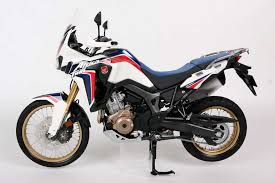 Tamiya 16042 Honda <b>CRF1000L</b> Africa Twin <b>Motorcycle</b> / Tamiya USA