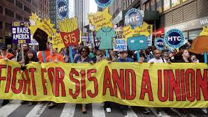 low wage workers earn so little they must rely on public low wage workers earn so little they must rely on public assistance it s our economy