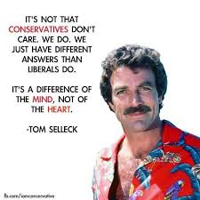 Tom Selleck on conservatives | Proud Republican | Pinterest | Tom ... via Relatably.com