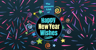 The Ultimate List of Happy New Year Wishes » AllWording.com