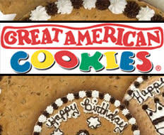 Image result for great american cookie cake