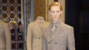 <b>Gianfranco Ferré</b> Fall 2008 Menswear Collection | Vogue