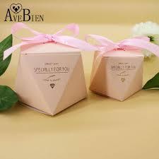<b>AVEBIEN</b> New Tiffany Pink Paper <b>Candy Box</b> Valentine'S Day ...