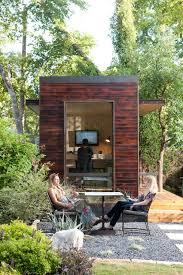 92 square foot backyard office modern shed backyard office sheds