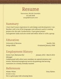 select template notepad sample of basic resume